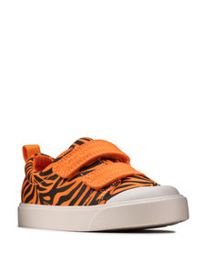 City Bright Tiger Print Infant