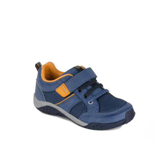 Pediped Justice Navy Orange