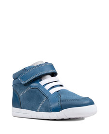 Emery Beat Blue Suede