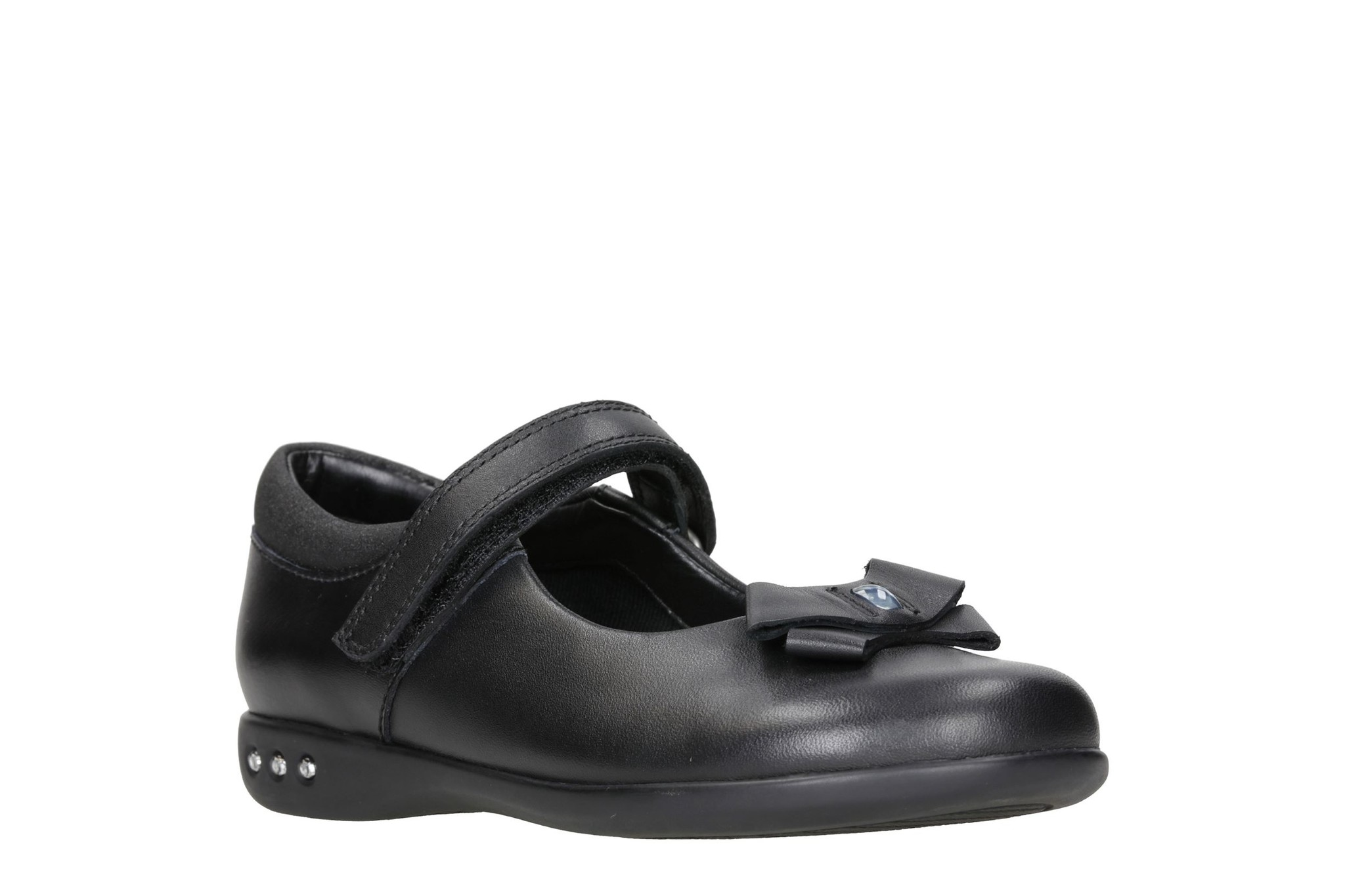 Clarks Prime Skip  Leather Junior