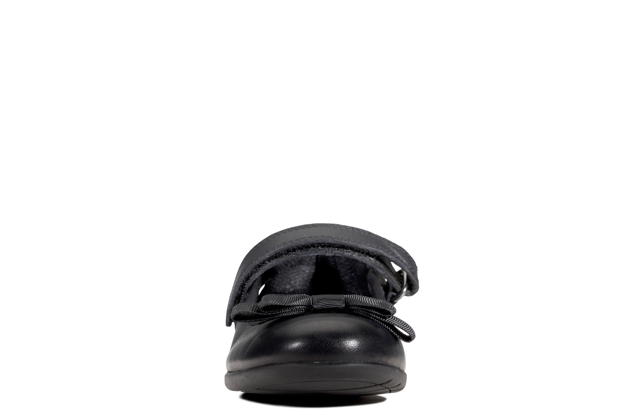 Clarks Scala Tap Leather