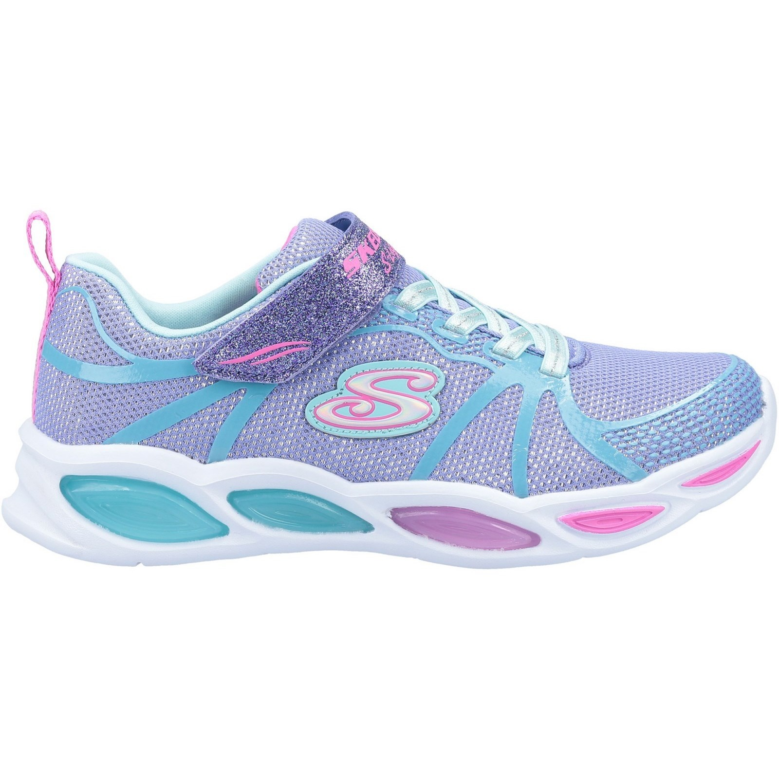 Skechers Shimmer Beams Periwinkle