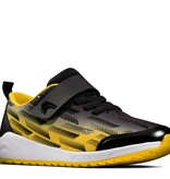 Clarks Aeon Pace Black Yellow Youth