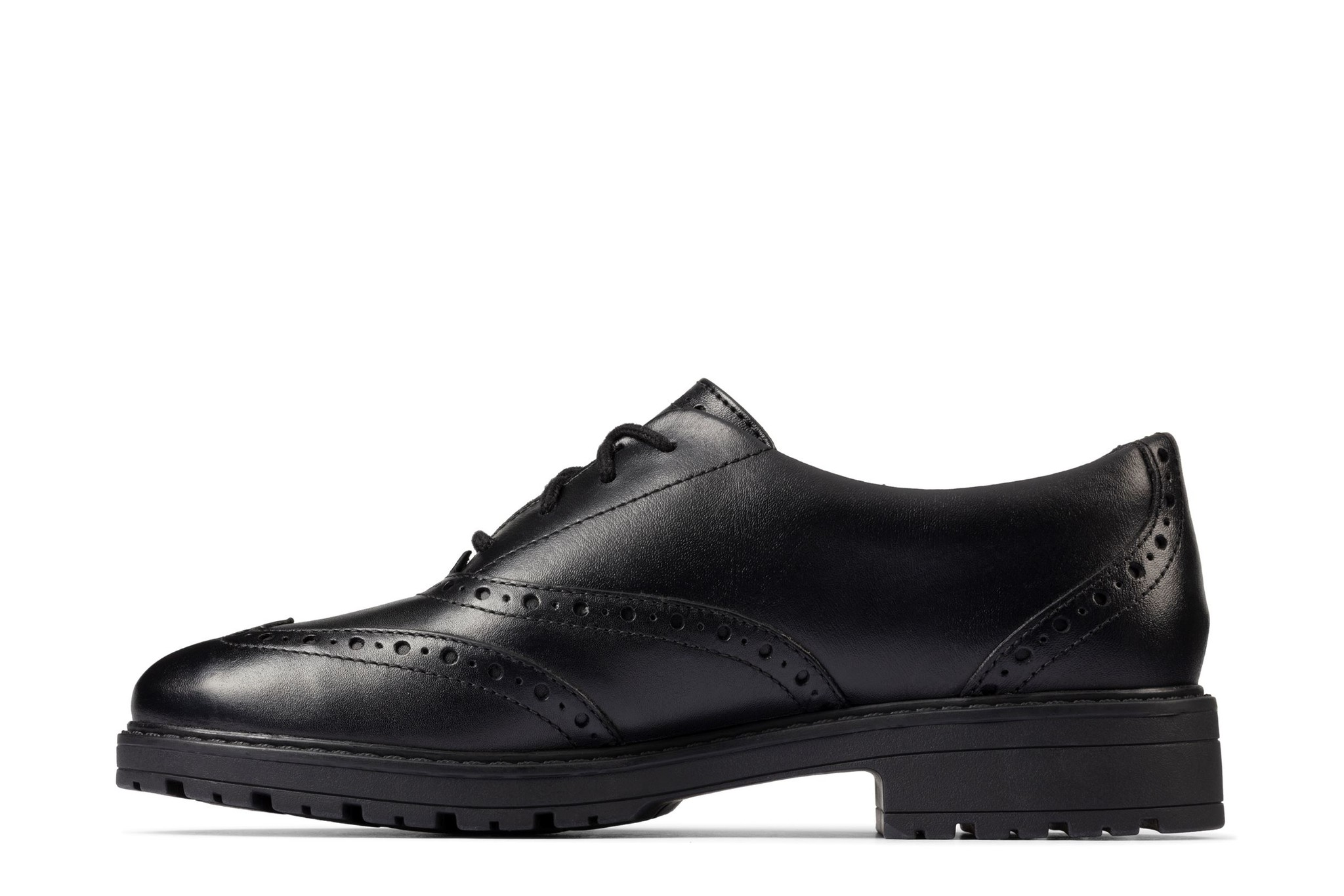 Clarks Loxham Brogue Youth