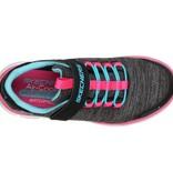 Skechers Mbrace Black Turquoise