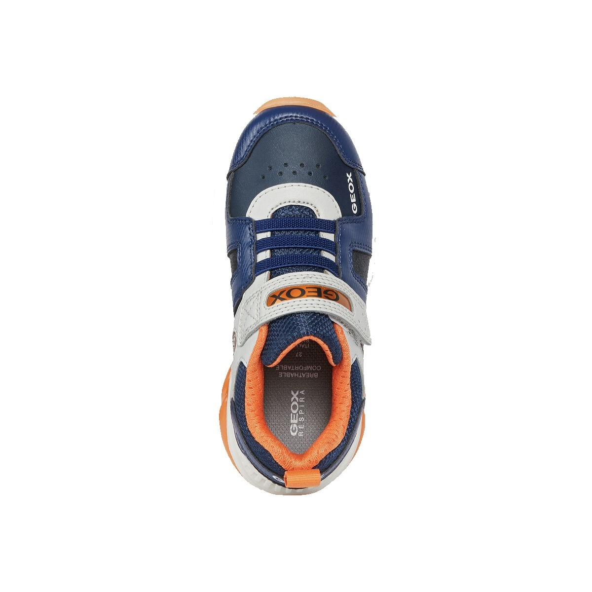 Geox Spaziale Navy Orange