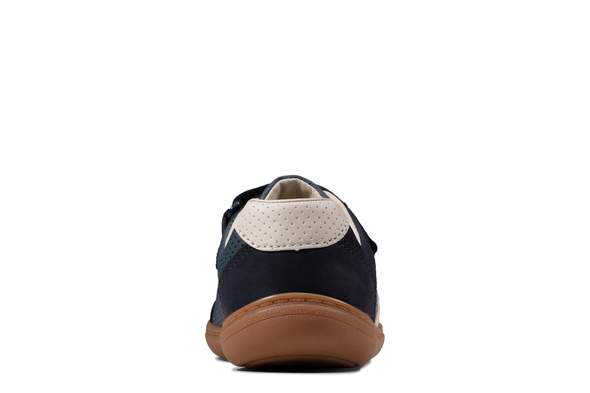 Clarks Flash Step Navy Combi Junior