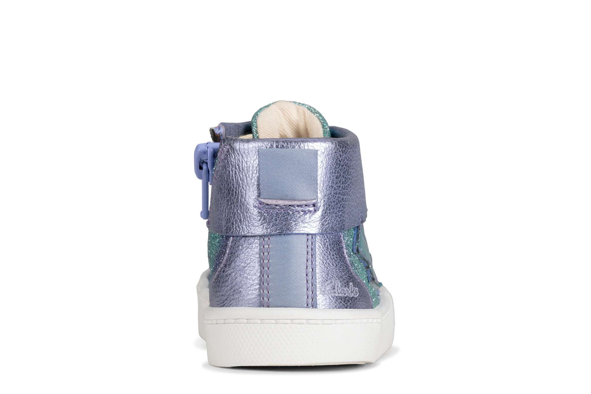 Clarks City Myth Lilac Junior