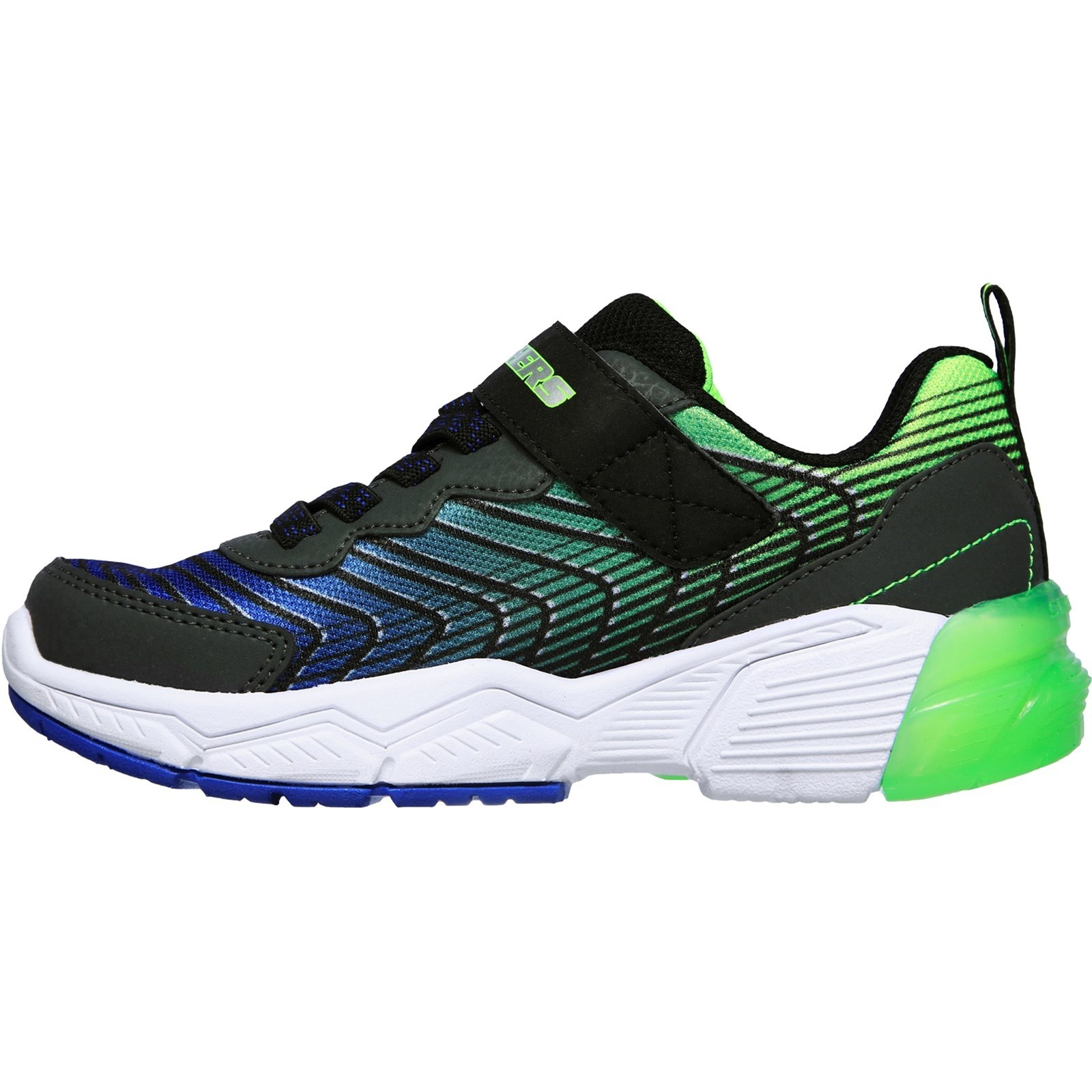 Skechers ThermoFlux Magnoid black lime