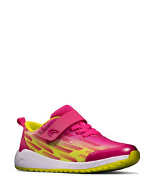 Aeon Pace Pink Lime Youth