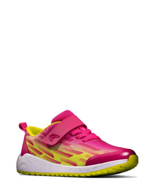 Aeon Pace Pink Lime Junior