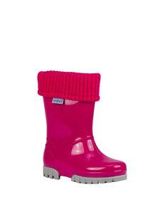 Girls Pink Wellies