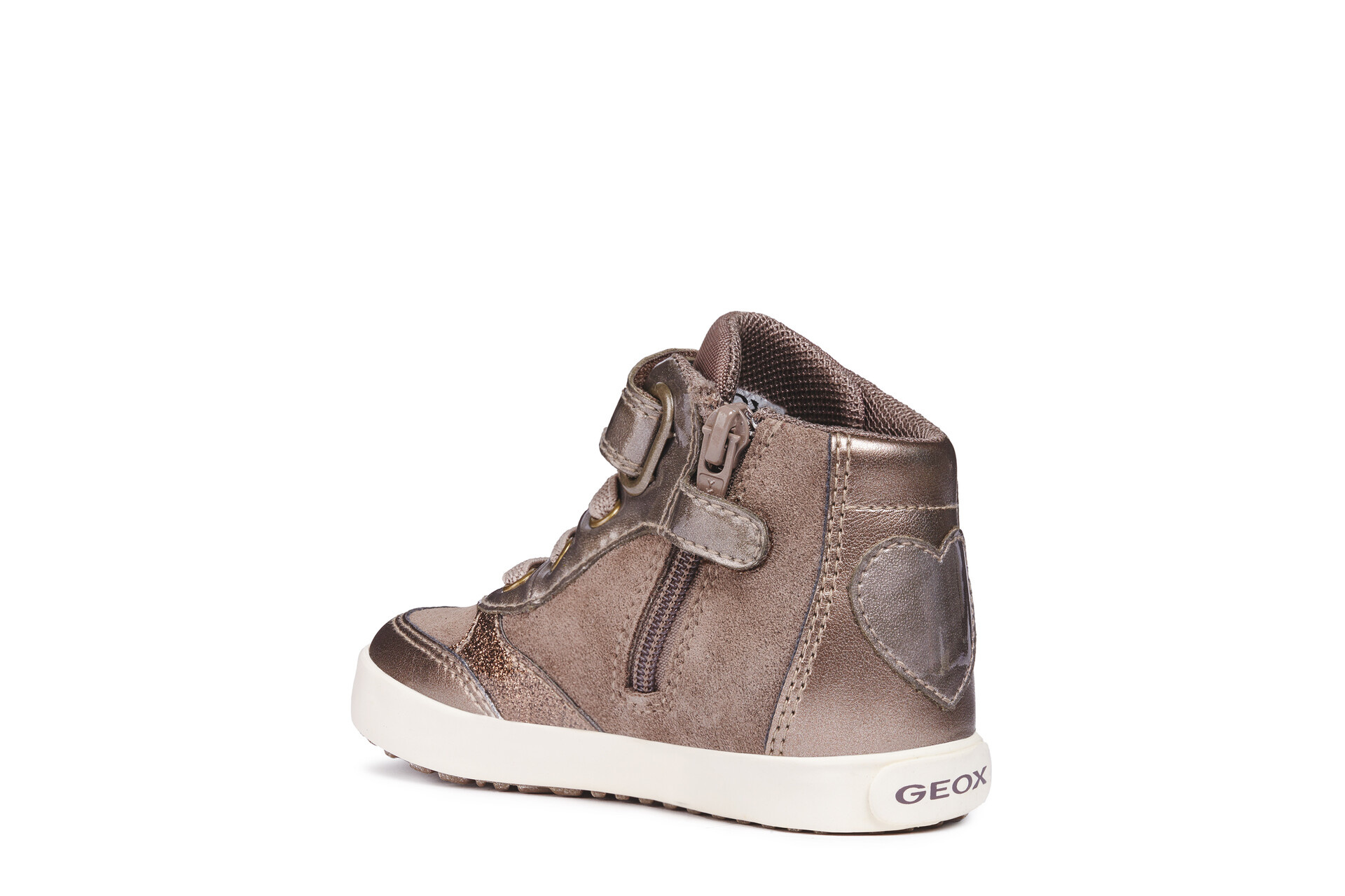 Geox Kilwi Smoke Grey Infant