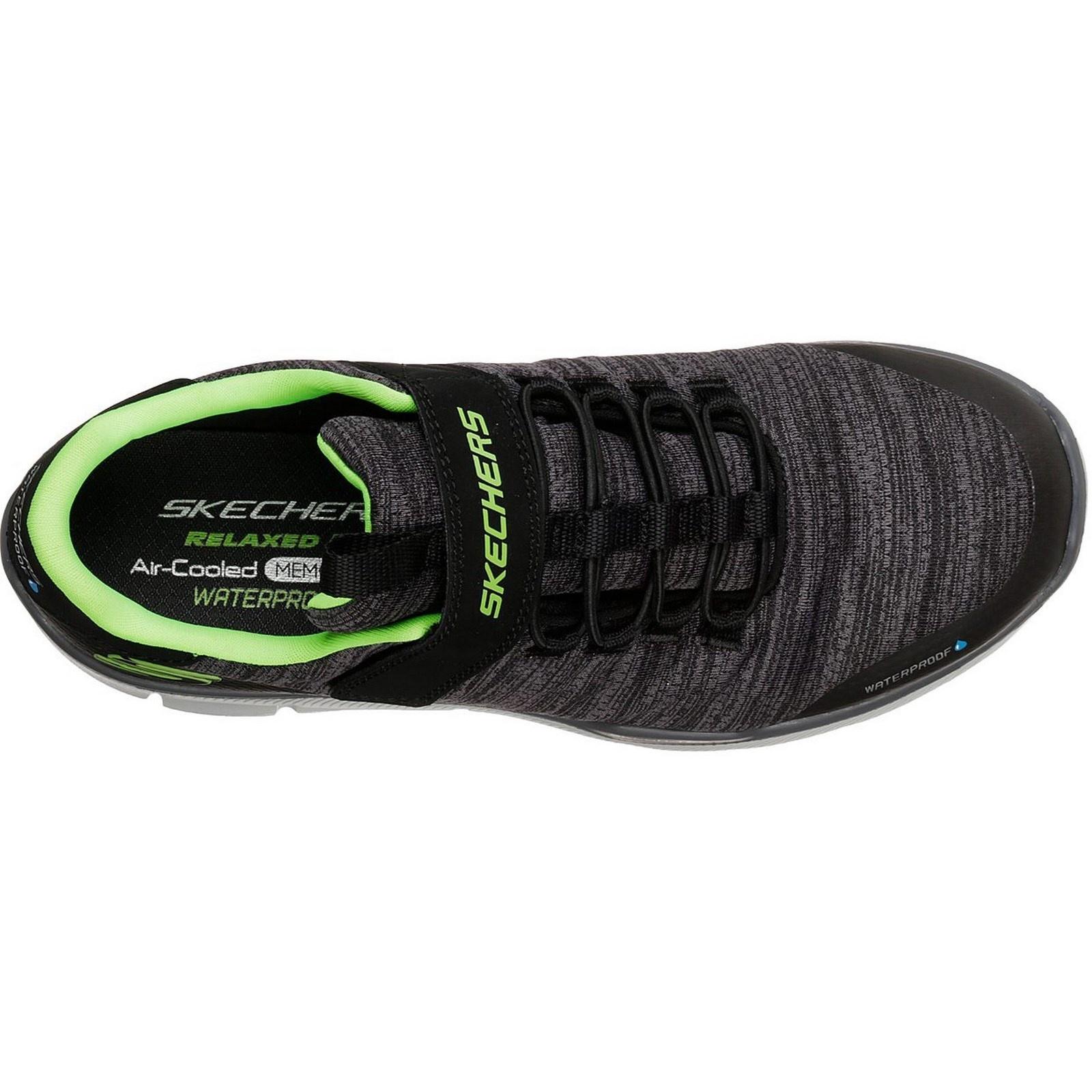 Skechers Aqua Blast Black Charcoal