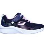 Skechers Microspec Navy Lavender
