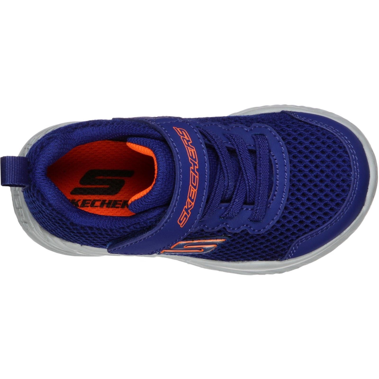 Skechers Krodon blue orange