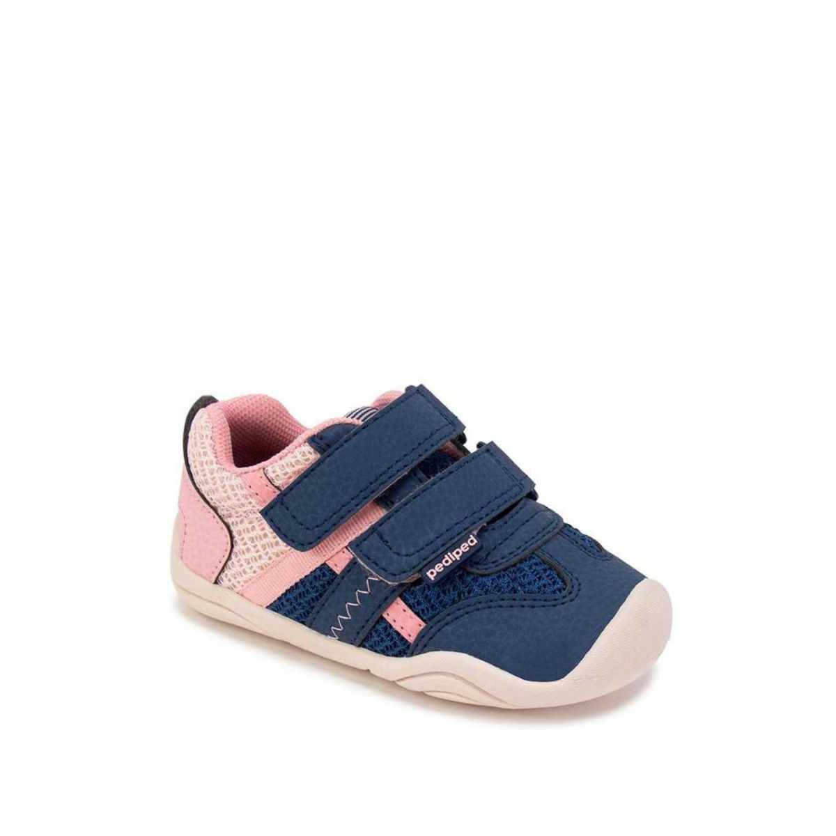 Pediped Gehrig pink navy