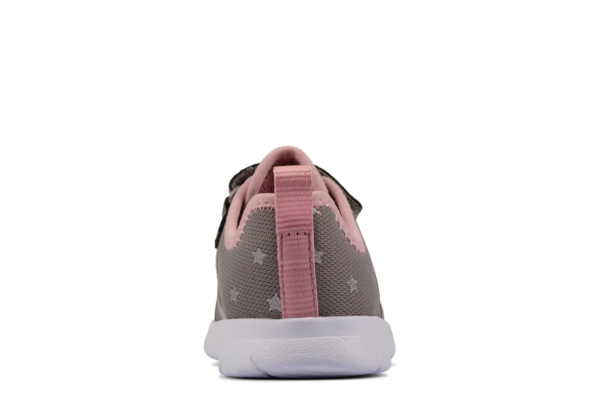 Clarks Ath Flux Pewter Infant