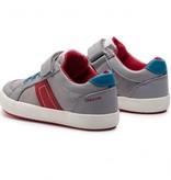 Geox Alonisso Grey Red