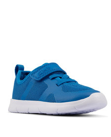 Ath Flux blue synthetic Junior