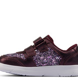 Clarks Ath Sonar Berry Infant