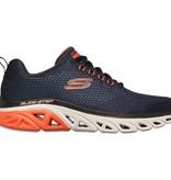 Skechers Glide-Step Sport - Wave Heat Navy Orange