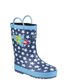 Cotsworld Sprinkle Rocket Wellies
