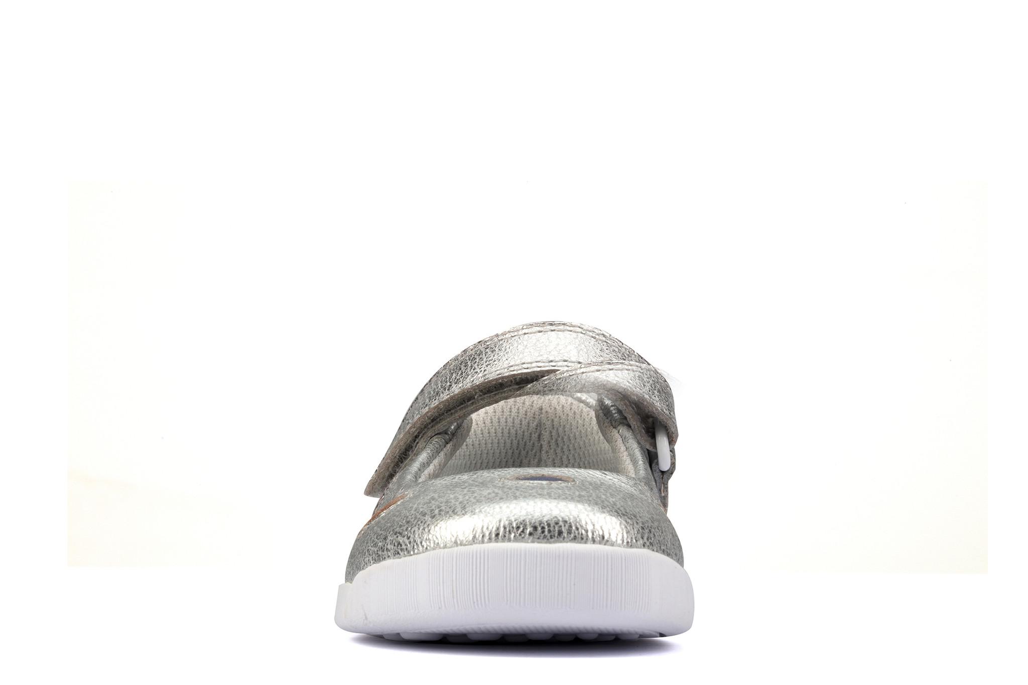 Emery Dot Silver Infant