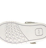 Emery Dot Silver Leather Infant
