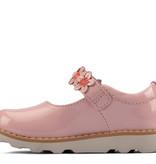 Clarks Crown Petal Light Pink Infant