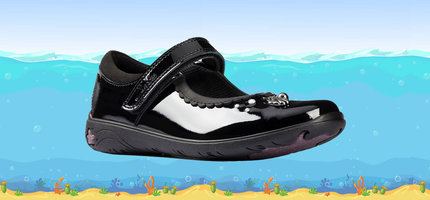 Clarks Sea Shimmer