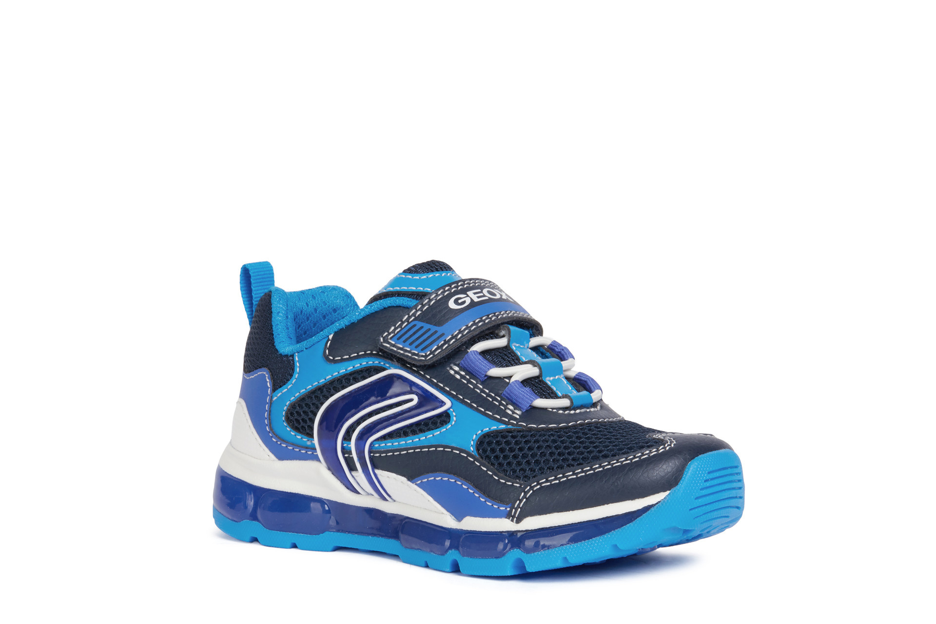 Geox J Android BB Navy Blue