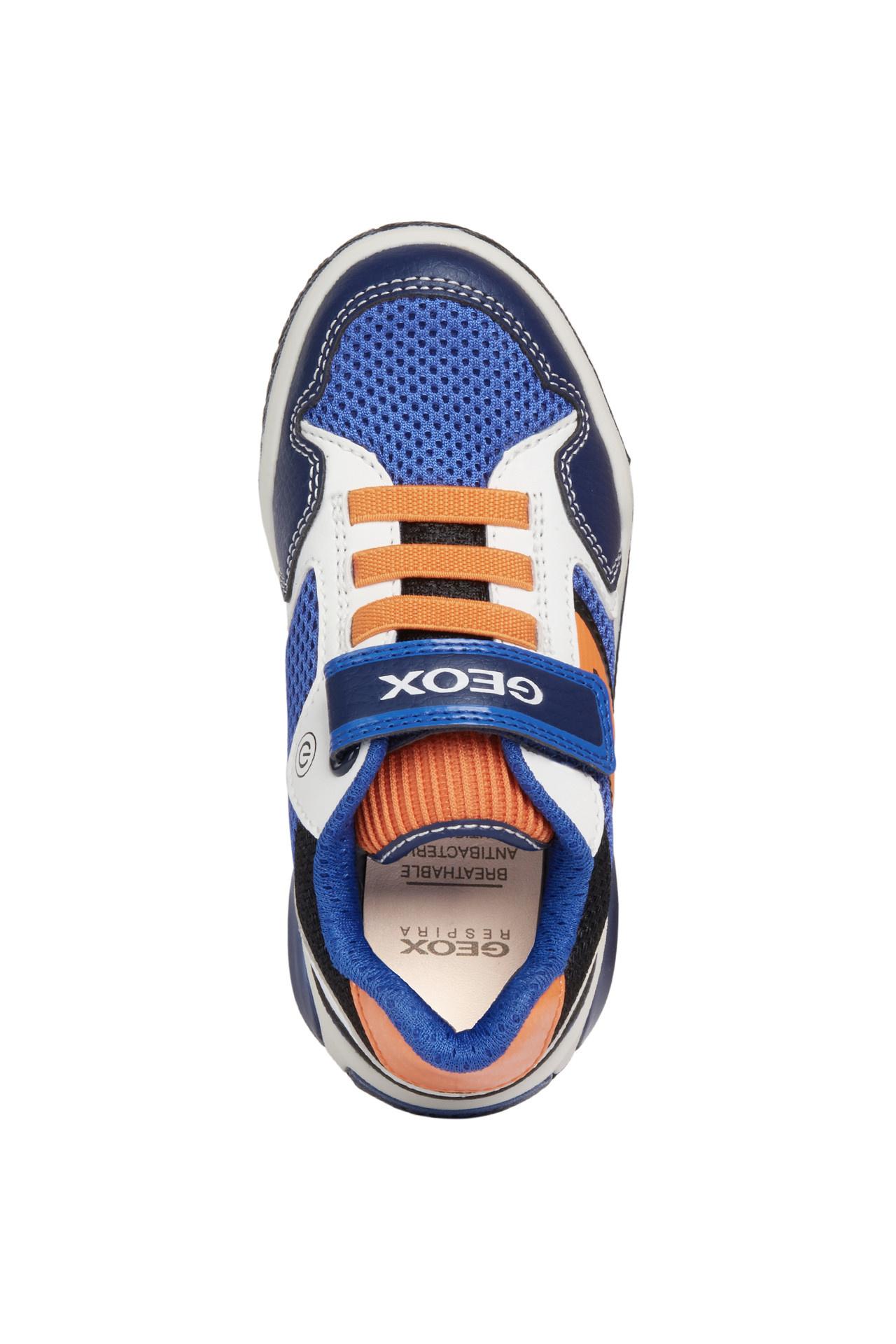 Geox J INEK B.A Royal Orange