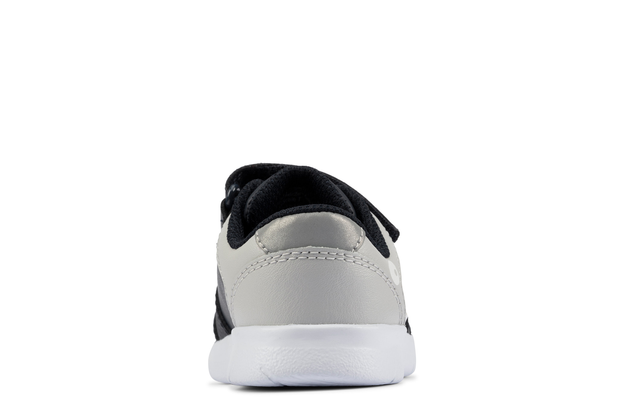 Clarks Ath Scale Navy Infant