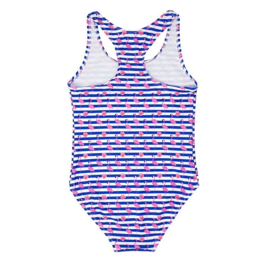 Slipfree Stripe Swimsuit