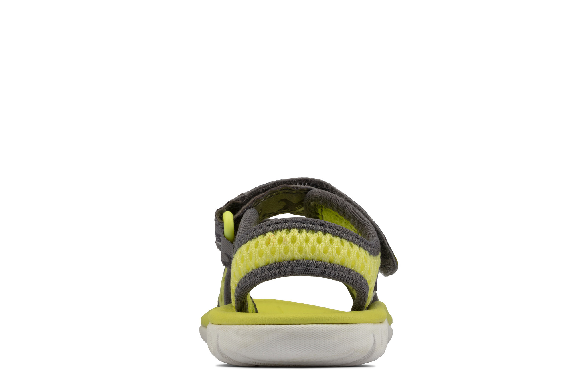 Clarks Surfing Tide Yellow Infant