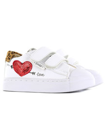 Shoesme White Heart