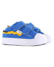 Shoesme Blue/Yellow