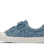 Clarks City Bright Mid Blue Junior
