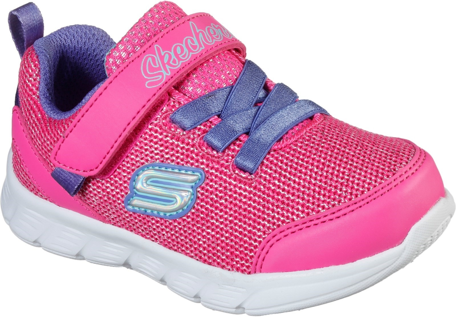 Skechers Moving On Hot Pink Purple