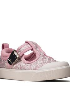 City Dance Pink Floral Infant