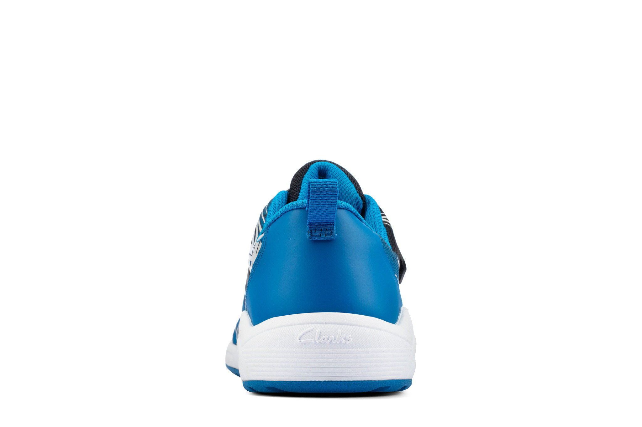 Clarks Aeon Pace Navy Combi Youth