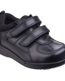 Liam Black Leather