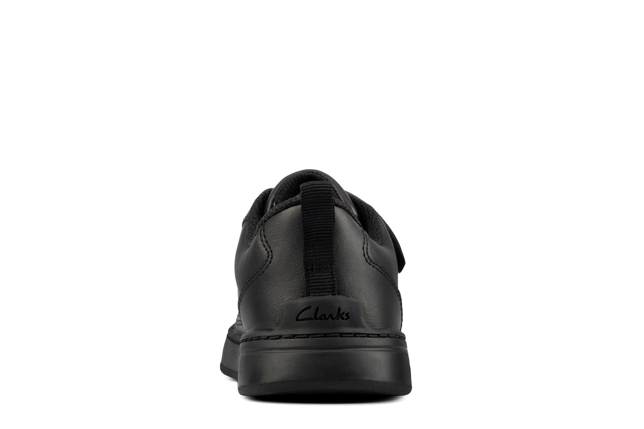 Clarks Vibrant Glow K Leather