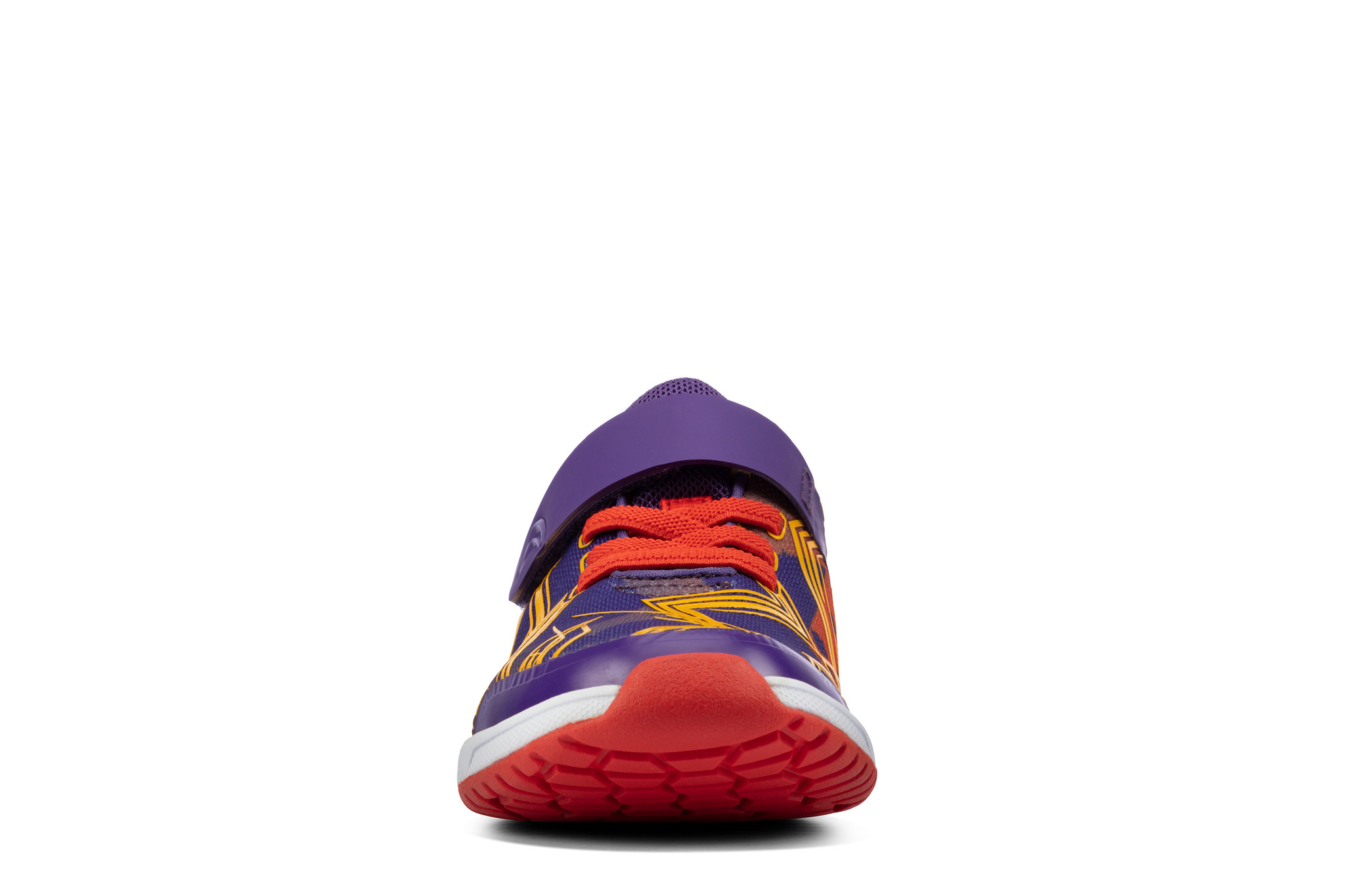 Clarks Aeon Pace Purple Combi