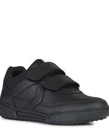 Poseido B.A Black Leather