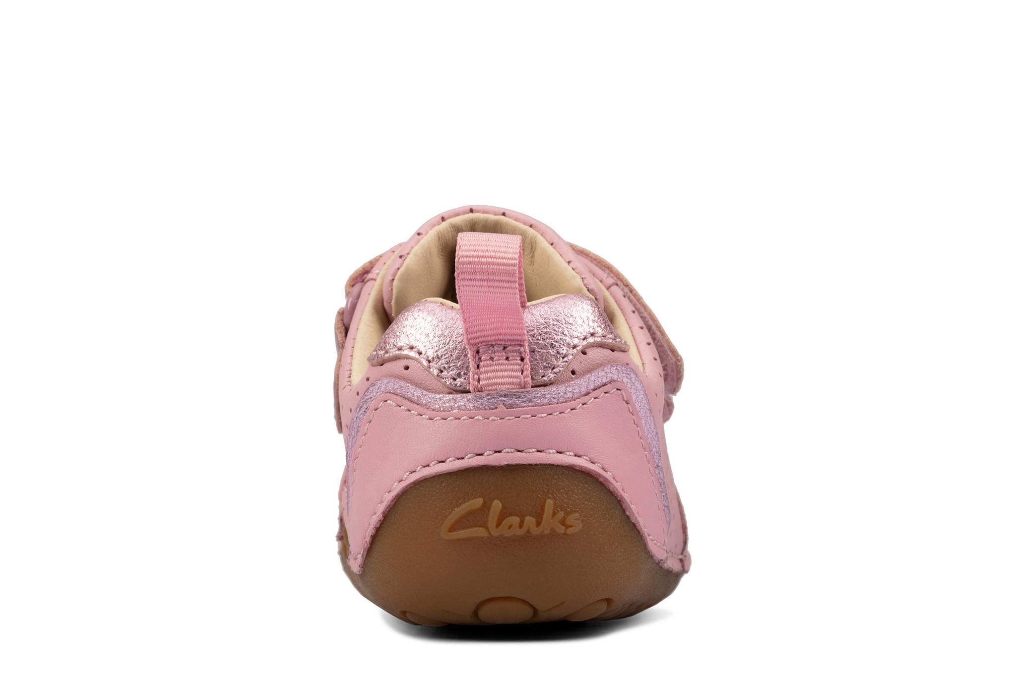 Clarks Tiny Sky Light Pink