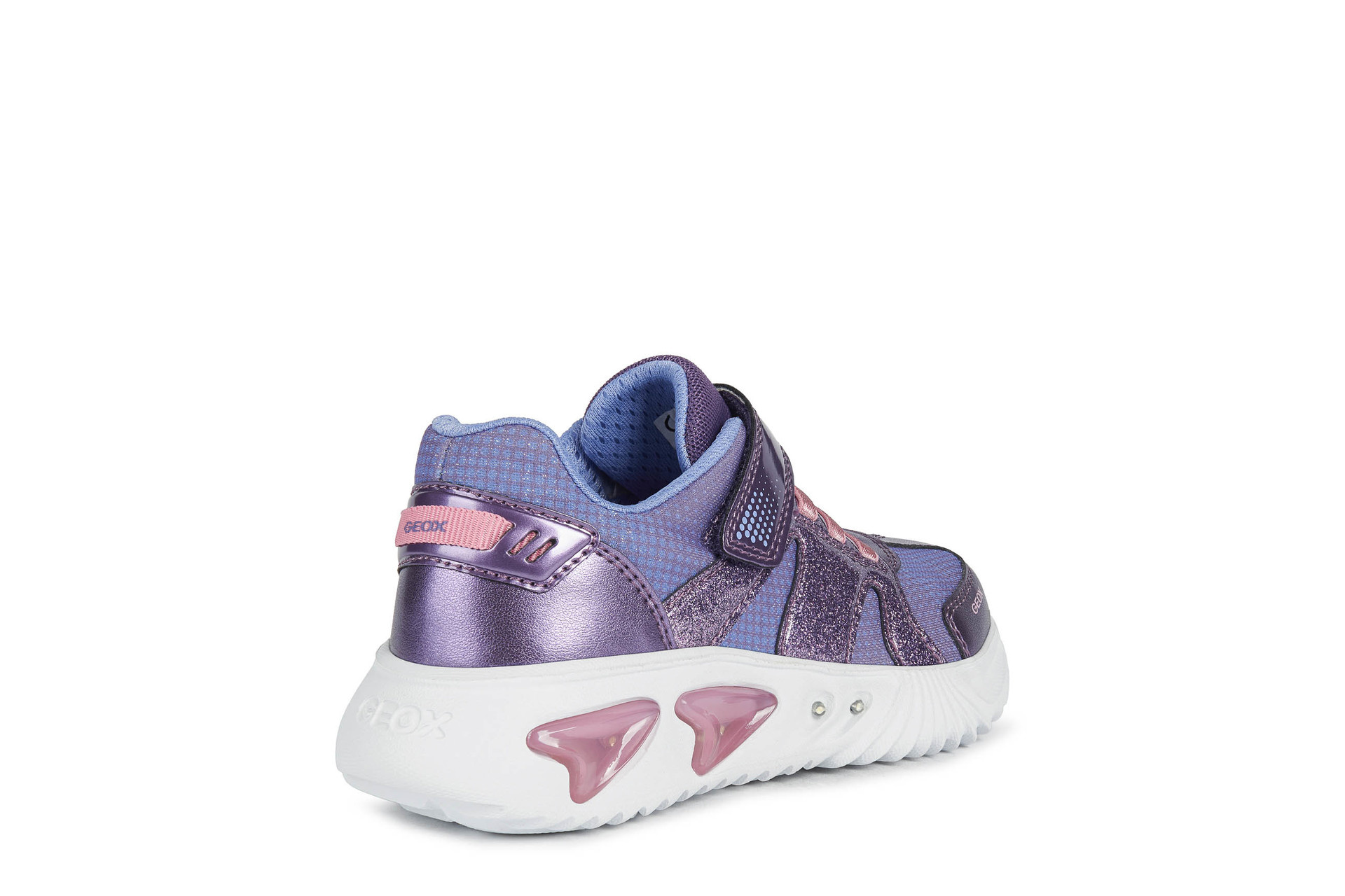 Geox Assister Purple/Pink
