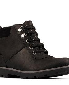 Heath Go GTX Black Leather