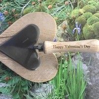 Heart Shaped Trowel